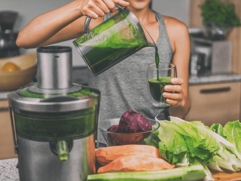 Deine erfolgreiche Saftkur (Teil 2) - Ablauf vor, während und nach dem Fasten