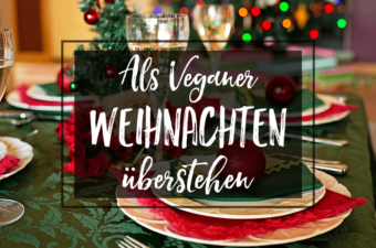 Vegane Weihnachten: Survival-Guide