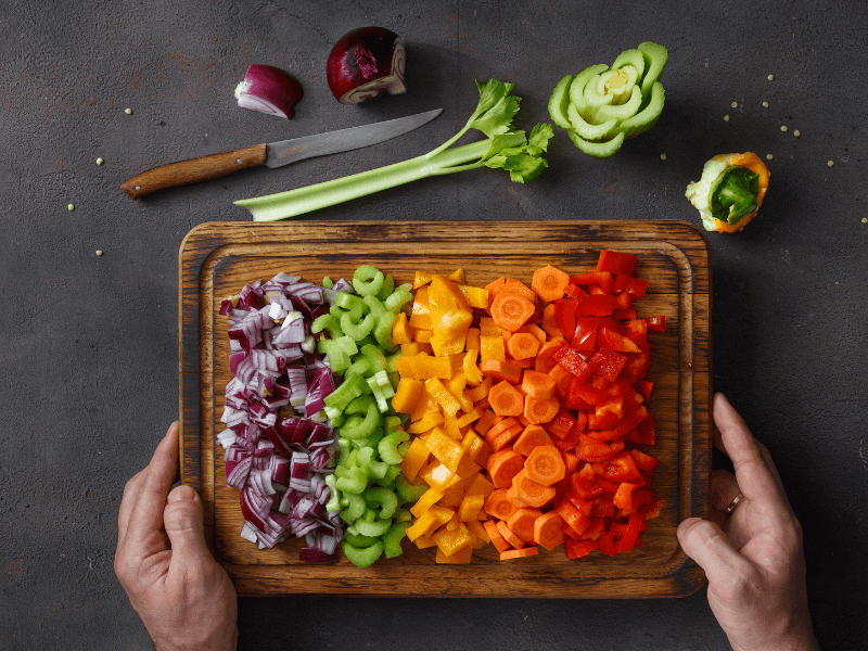 Vegane Rohkost - 10 Tipps, um gesünder zu essen