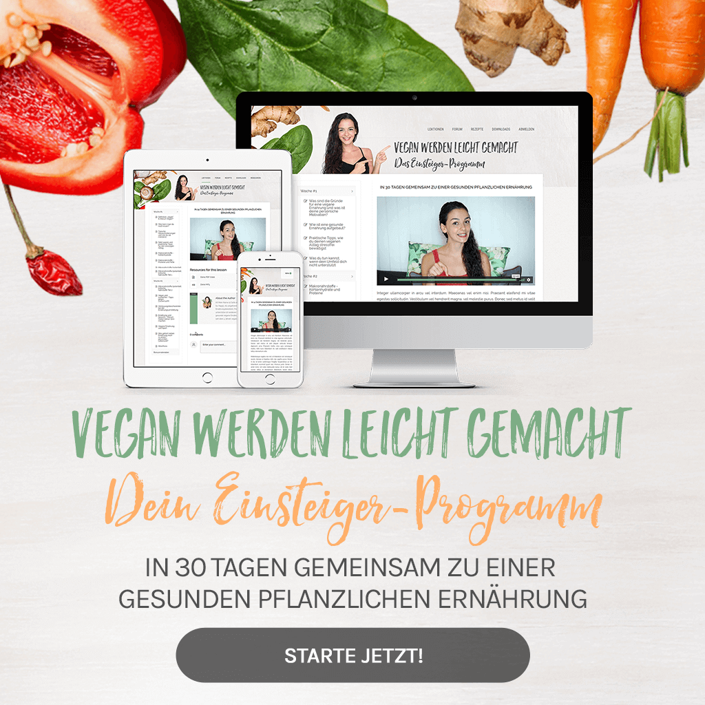 Vegan werden leicht gemacht