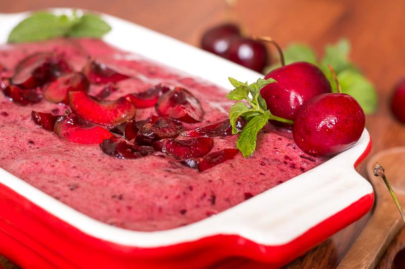 Veganes Eis selber machen – zuckerfrei & gesund (ohne Eismaschine)