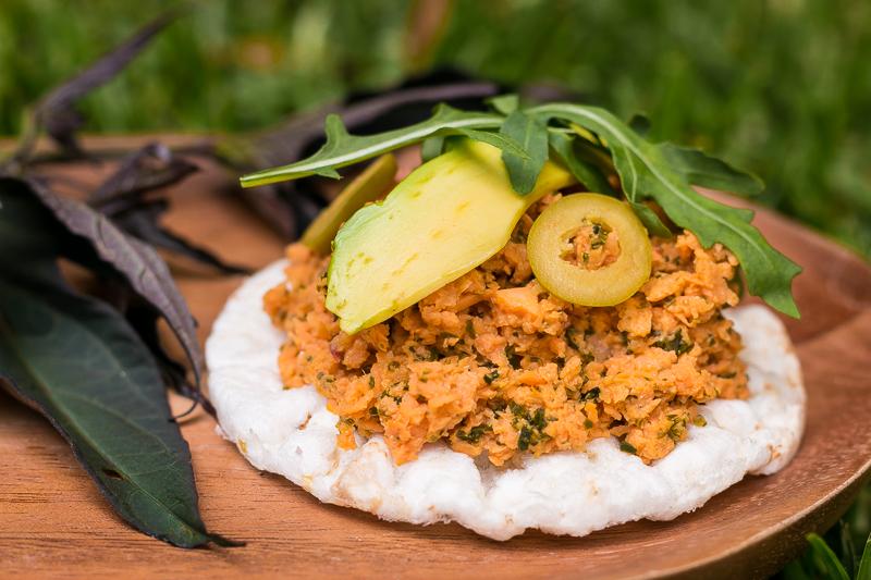 Roh Veganer Thunfisch - leckere & gesunde Alternative
