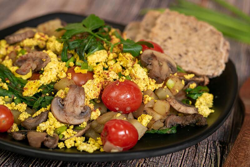 Herzhaftes Frühstück – lecker, vegan & gesund