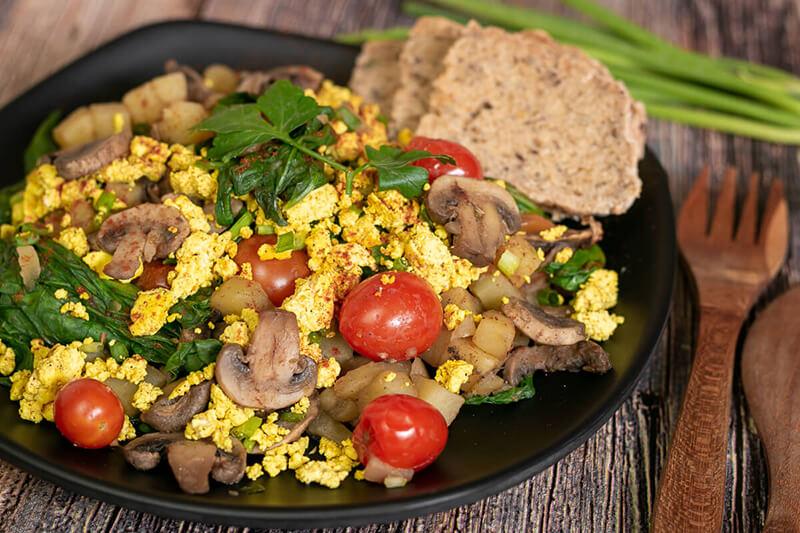 Herzhaftes Frühstück – lecker, vegan & gesund (glutenfrei)